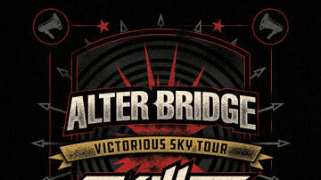 None - Alter Bridge and Skillet coming to Mobile at the Saenger Theatre