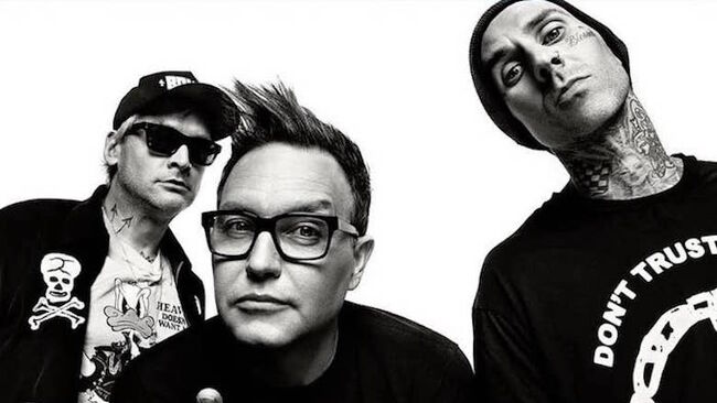 Blink-182 Pay Homage To Myspace With Interactive 'Nine' Website