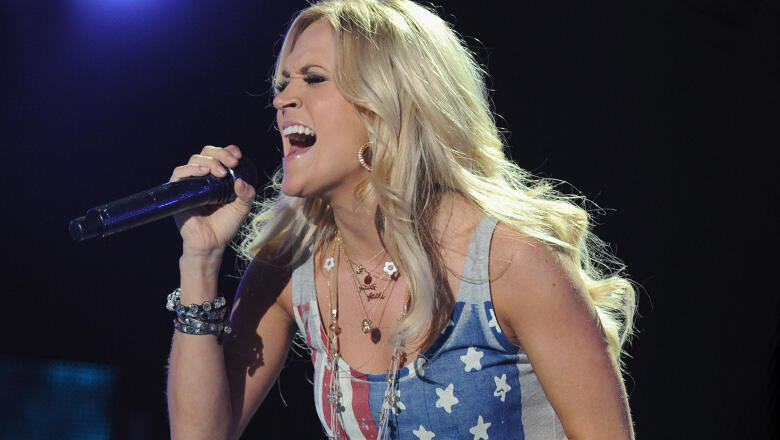 Carrie Underwood's Favorite 4th Of July Memory Revealed
