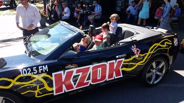 Photos - KZOK Street Team at Greenwood Car Show