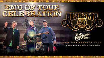 None -  ALABAMA'S 50TH ANNIVERSARY TOUR END OF TOUR CELEBRATION
