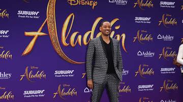 Jesse Lozano - Aladdin Becomes Will Smith's Top Grossing Film