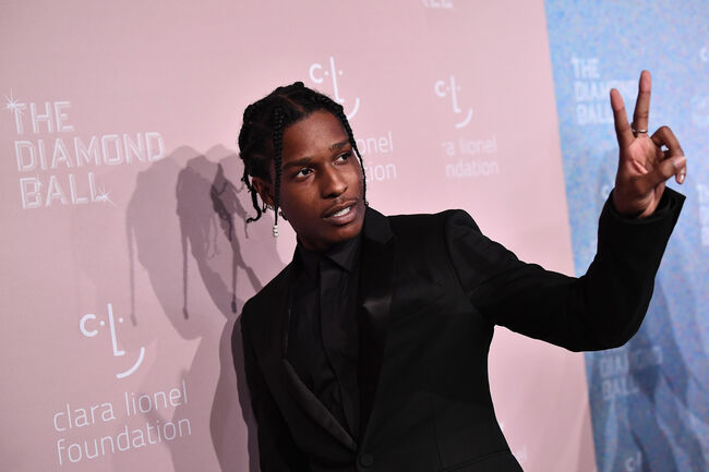 A$AP Rocky (Getty)
