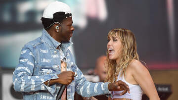 iHeartPride - Miley Cyrus Praises 'Baby Brother' Lil Nas X For Coming Out As Gay