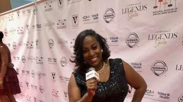 Sherry Mackey - A Celebration of Legends Honors for the NMAAM
