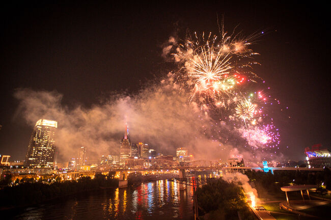 2018 Let Freedom Sing! Music City July 4th