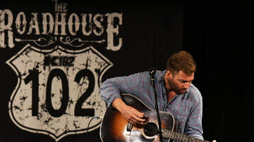 The K102 Roadhouse - PHOTOS: Teddy Robb in the K102 Roadhouse