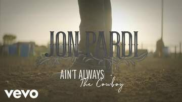 Lindsey Marie - Listen To Jon Pardi's New Song 'Ain't Always The Cowboy'