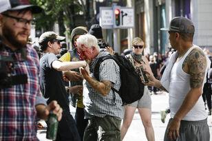 Mayor Too Lenient Towards Antifa. Portland Cop talks to A&G