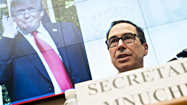 Treasury Secretary Steven Mnuchin Testifies Before House Financial Services Committee