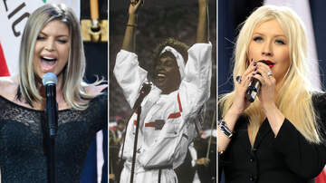 Sports Top Stories - The Best and Worst National Anthem Performances Ever