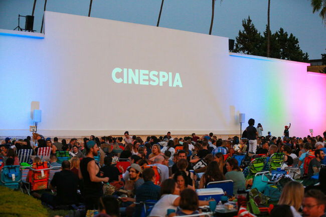 "Cinespia Presents ""The Fifth Element"""