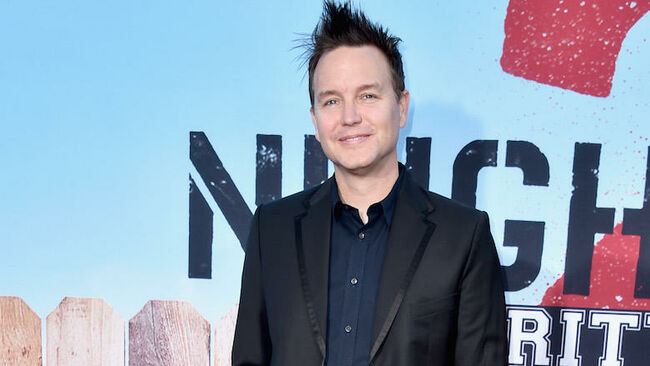 Mark Hoppus Follows Through On Gear Auction To Support LGBTQA+ Youth