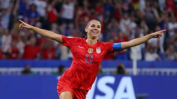 Sports Top Stories - US Women's National Team Defeats England, Headed To World Cup Final