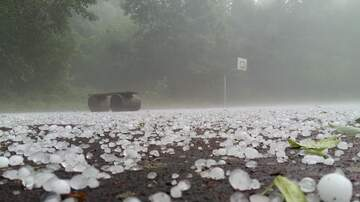 Anthony Moore - Freak Summer Hail Storm Overwhelms Mexican City with Five Feet of Ice!
