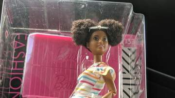 Early Morning Praise Party - A NEW BARBIE!!!!!