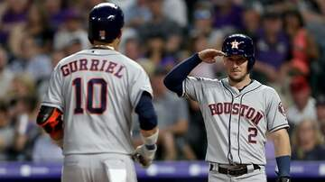None - Astros Rally Past Rockies With Four-Run Seventh
