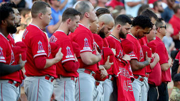 #iHeartSoCal - Los Angeles Angels Honor Tyler Skaggs In Emotional Return To The Field