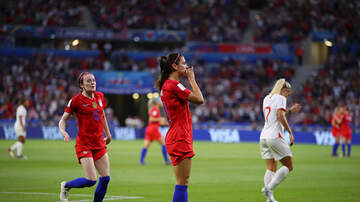 World Cup - The U.S. Women's National Team Is On To The World Cup Final