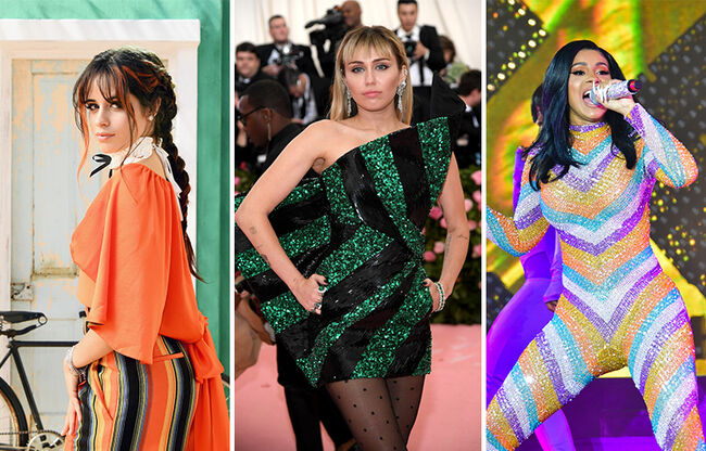 Stars In Stripes: How Your Favorite Celebs Wear The Timeless Trend
