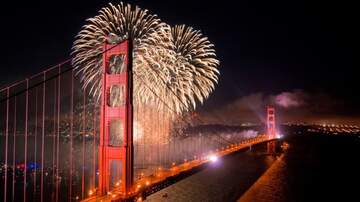 Lady Ray - A Quick Guide to Bay Area 4th of July Fireworks Celebrations