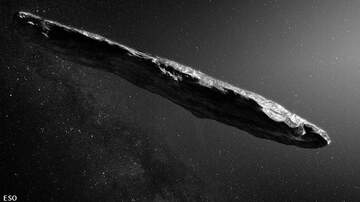 Coast to Coast AM with George Noory - Study Upends Oumuamua Alien Theory