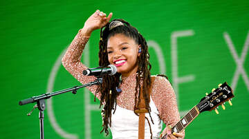 EJ - Halle Bailey of Chloe X Halle Is Disney's New Little Mermaid