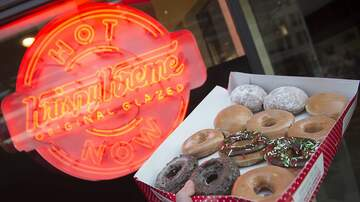 Anthony Moore - Krispy Kreme NOW DELIVERS!!!!