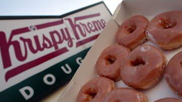 Charlie Munson - Krispy Kreme Has Reese's-Filled Doughnuts!