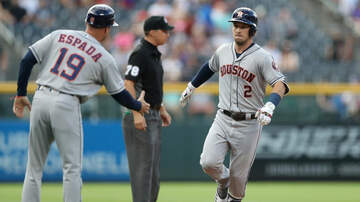 None - Astros Power Past Rockies