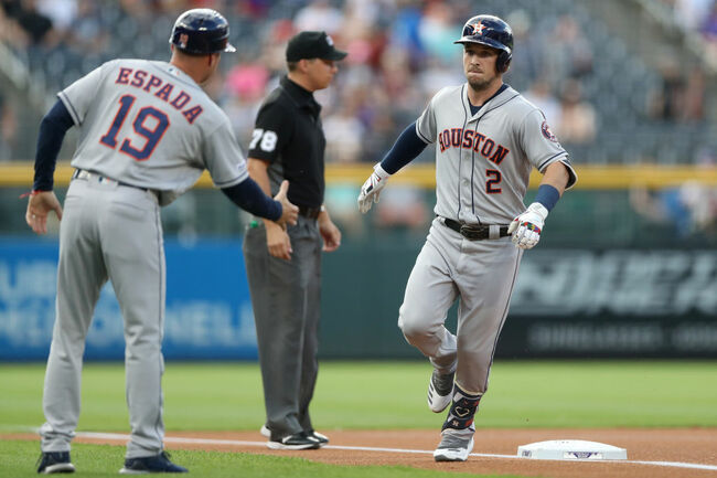 Astros Power Past Rockies
