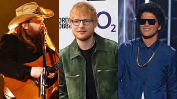 Headlines - Ed Sheeran Taps Bruno Mars & Chris Stapleton For New Rock Song 'Blow'