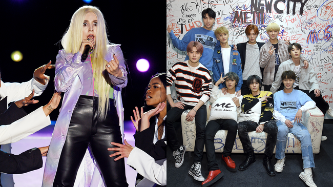 Ava Max and NCT 127 Drop Empowering 'So Am I' Remix