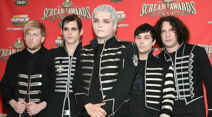 My Chemical Romance's Frank Iero Denies Joe Jonas' Reunion Claims | iHeartRadio