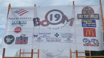 Photos - Boom in the Park '19 @ Evans Towne Center 7/4/19