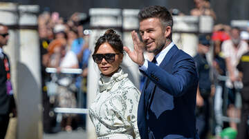 Jesse Lozano - David & Victoria Beckham Celebrate 20th  Anniversary with Throwback Photos