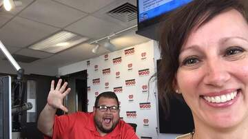 West Michigan Live Blog (54882) - Justin Barclay in for Sean Hannity with Jenny Garone