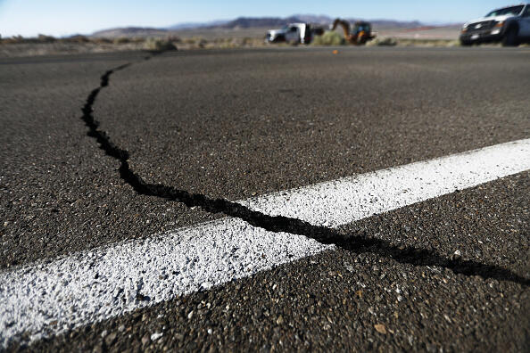 New Shaking Friday in California From 6.9 Earthquake Near Ridgecrest
