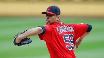 image for Carlos Carrasco dealing with right leg discomfort