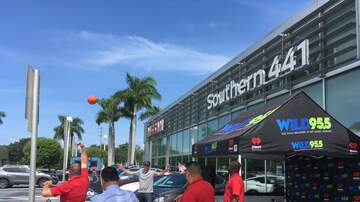 Photos - Carmine Scoring Deals At Southern 441 Nissan In Royal Palm