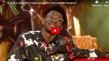 Jess Live - Lil Nas X Talks Backlash After Coming Out