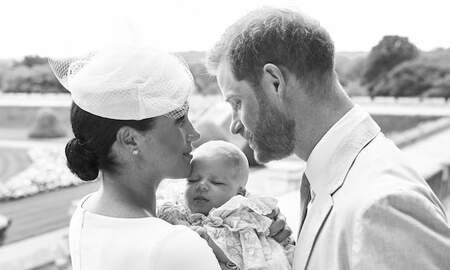 Entertainment News - Prince Harry & Duchess Meghan's Son Archie Has 'Reddish' Hair, Source Says