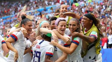 Sports Desk - U.S.A. Women Win World Cup
