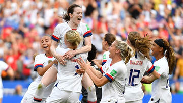 Sports Top Stories - U.S. Women's National Team Wins Fourth World Cup
