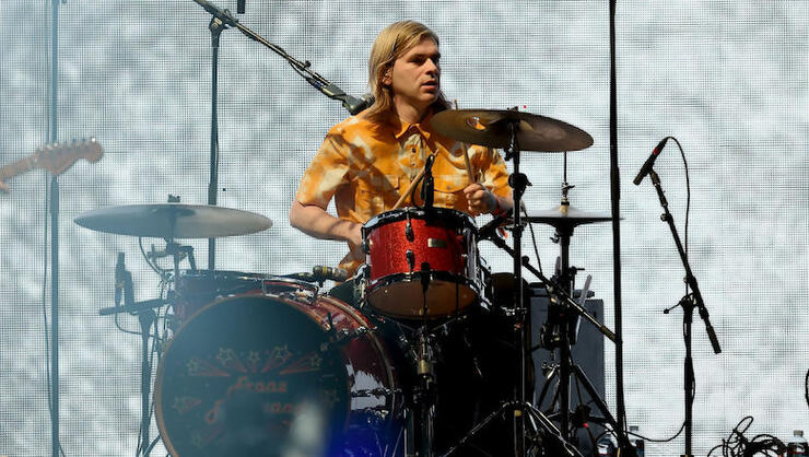 Franz Ferdinand Drummer Drops Out Of Tour After Getting Finger Crushed | iHeartRadio