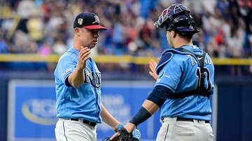 Home Of The Rays - Rays Head Into Break Splitting Series With Yankees