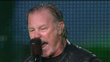 Allison - VIDEO: Metallica Performing 'Master of Puppets' in Torrential Down Pour