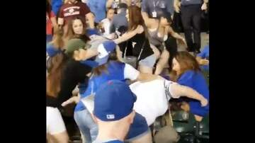 The A-Team - Nothing Like a Cubs-White Sox Fan Fight