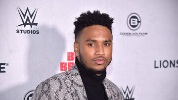 Frankie Robinson - 6 Months Already?! Trey Songz Post Adorable Pics Of His Son!