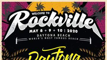 None - Welcome To Rockville- Daytona- 2020